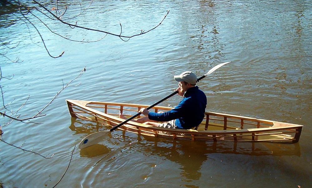 Recreational Solo Canoe